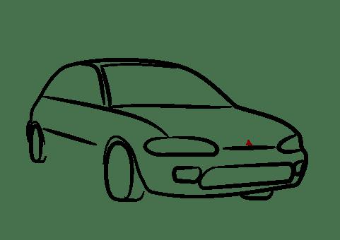 Mitsubishi Motors Car Mitsubishi Pajero Mini Logo CC0