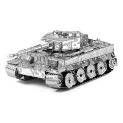 Металлический 3D-пазл Танк Тигр