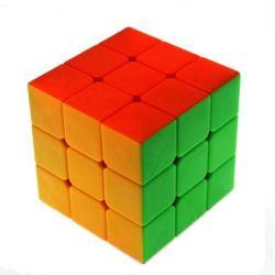 Кубик Рубика 3x3 (цветной) Mo Fang Ge, 57 мм