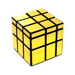 Кубик Рубика 3x3 Guojia Зеркальный Золотой
