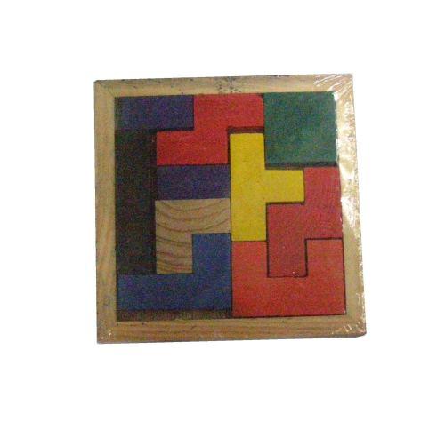 Игра-головоломка Тетрамино