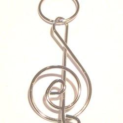 Головоломка Скрипичный ключ