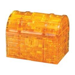 3D Crystal Puzzle «Сундук»