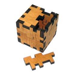 3D-головоломка деревянная Куб-мучитель