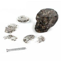 3D Crystal Puzzle «Череп»