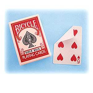Карты Bicycle Blank Back (5 шт)