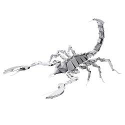 Металлический 3D-пазл Скорпион
