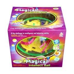 Шар-лабиринт Magical Intellect Ball (208 шагов)