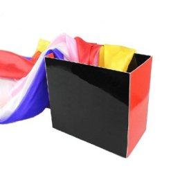 Платки из ящика   Silk Fountain box