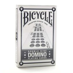 Bicycle Double Nine Domino