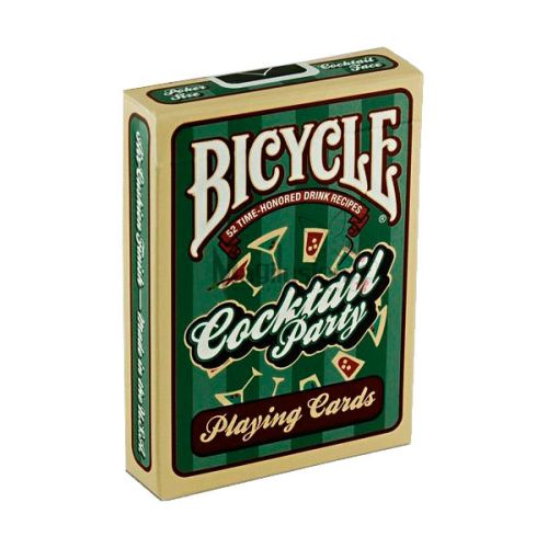 Карты Bicycle Cocktail Party