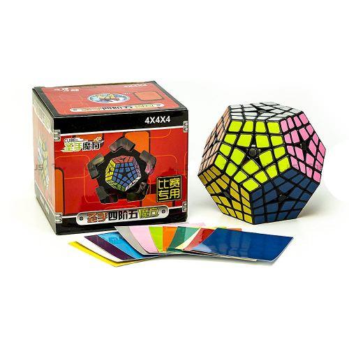 Shengshou Kilominx Cube Puzzle