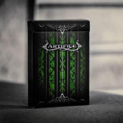 Коллекционные карты Ellusionist Artifice Green