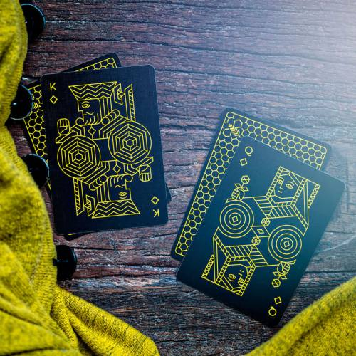 Покерные карты Killer Bees Ellusionist