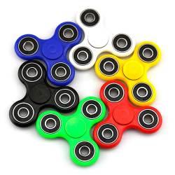 Fidget Spinner пластиковый с утяжелителем