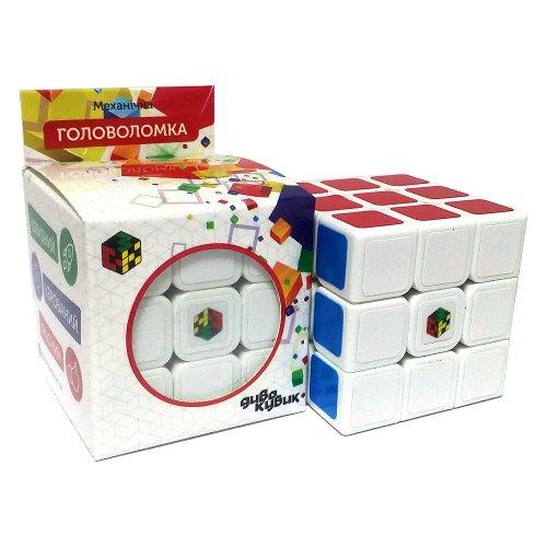 Кубик Рубика 3х3 Дивокубик Класический Белый