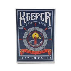 Покерные карты Keepers Deck by Adam Wilber (Ellusionist)