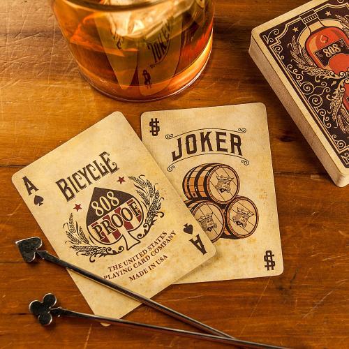 Покерные карты Bicycle Bourbon Бурбон