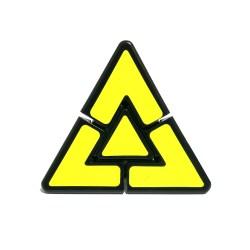 Головоломка Пираминкс двухслойный | Pyraminx Duo