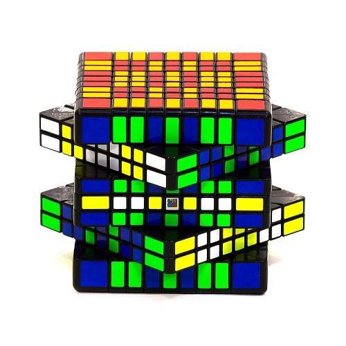 Кубик Рубика 9х9 MoYu MoFangJiaoShi MF9 Чёрный