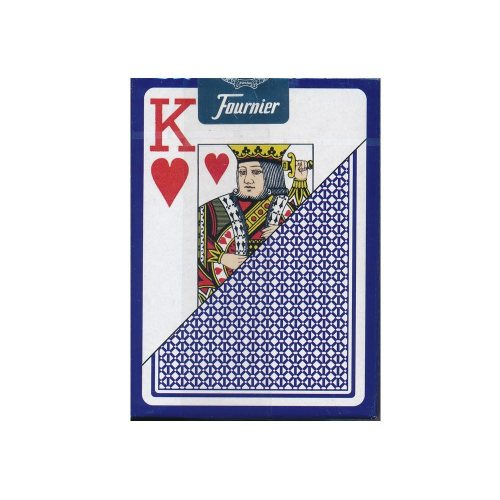 Покерные карты Fournier 55 De Luxe