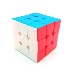 Кубик Рубика 3x3 MeiLong Цветной