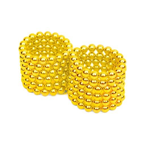 Неокуб NeoCube Жёлтый 5 мм
