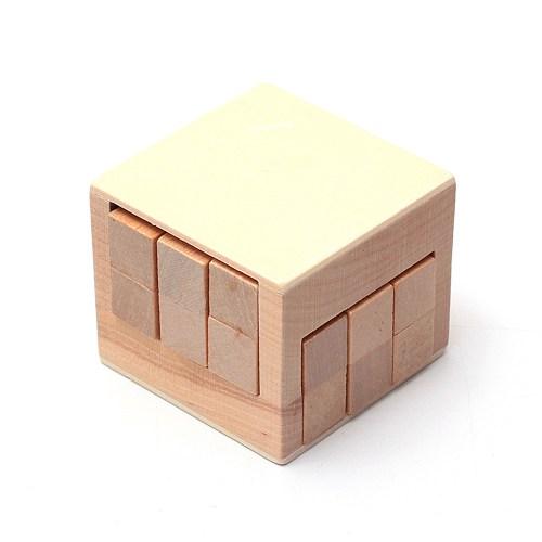 Деревянная головоломка Загадочный ящик