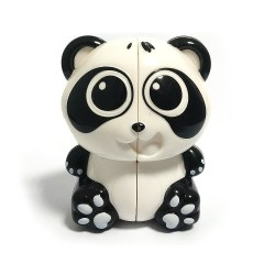 Брелок Кубик Рубика 2x2 YuXin Panda (Панда)