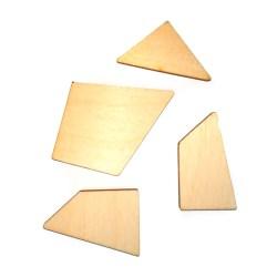 Геометрическая мини-головоломка Треугольник