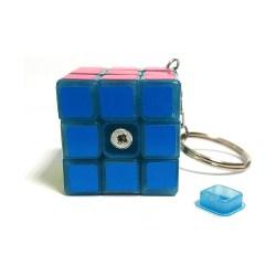 Брелок Кубик Рубика 3x3 Z-Cube Светонакопительный