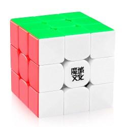 Кубик Рубика 3х3 MoYu Weilong GTS 2M Цветной