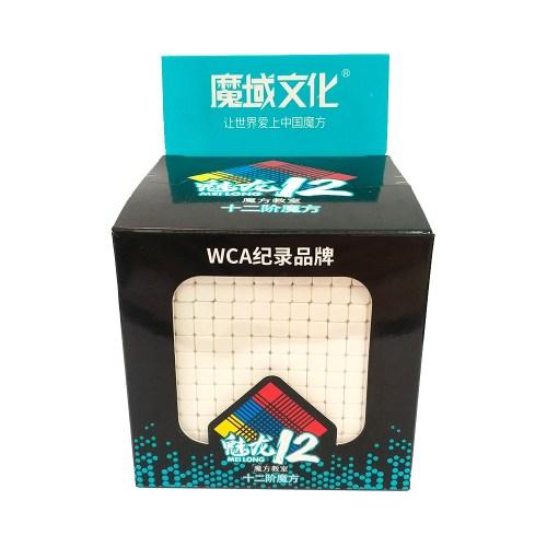 Кубик Рубика 12x12 MoYu MeiLong Цветной