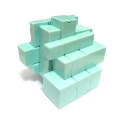 Зеркальный кубик Рубика 3x3 Z-Cube Голубой