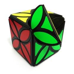 Клевер-куб JieHui Clover Cube Чёрный