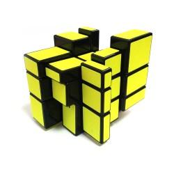 Зеркальный кубик Рубика 3x3 Z-Cube Жёлтый