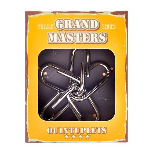 Металлическая головоломка Grand Master Quintuplets