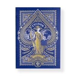 Покерные карты Tycoon Blue