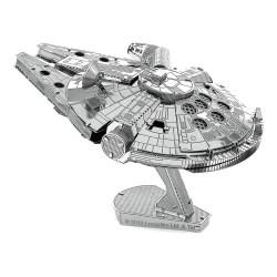 Металлический 3D-пазл Millennium Falcon