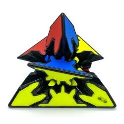 Пирамидка QiYi MoFangGe Gear Pyraminx