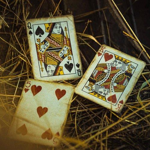 Покерные карты Bicycle 1900 Red