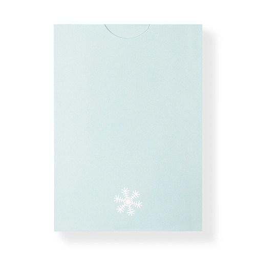 Покерные карты Winter NOC: Glacier Ice