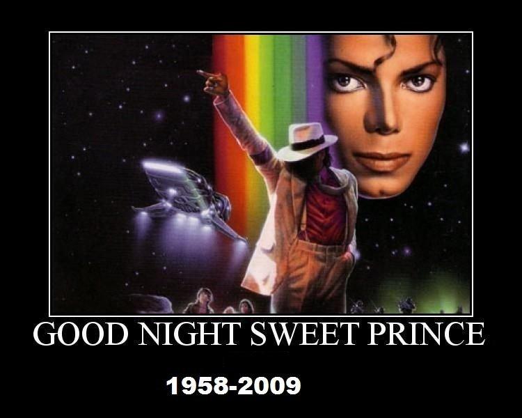 goodnight sweet prince know