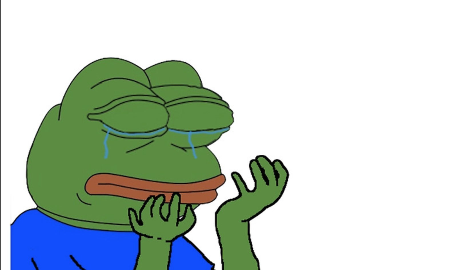 Pepe The Frog Cute Wallpaper Pepehands Know Your Meme