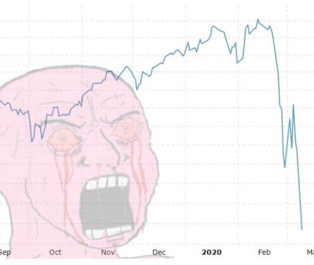 Stock Market Crash Know Your Meme