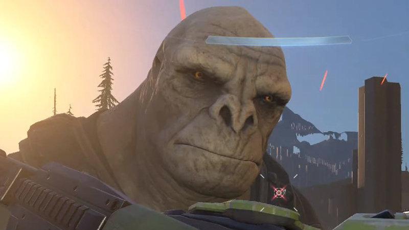 Craig the Halo Infinite Brute | Game Enthusiast