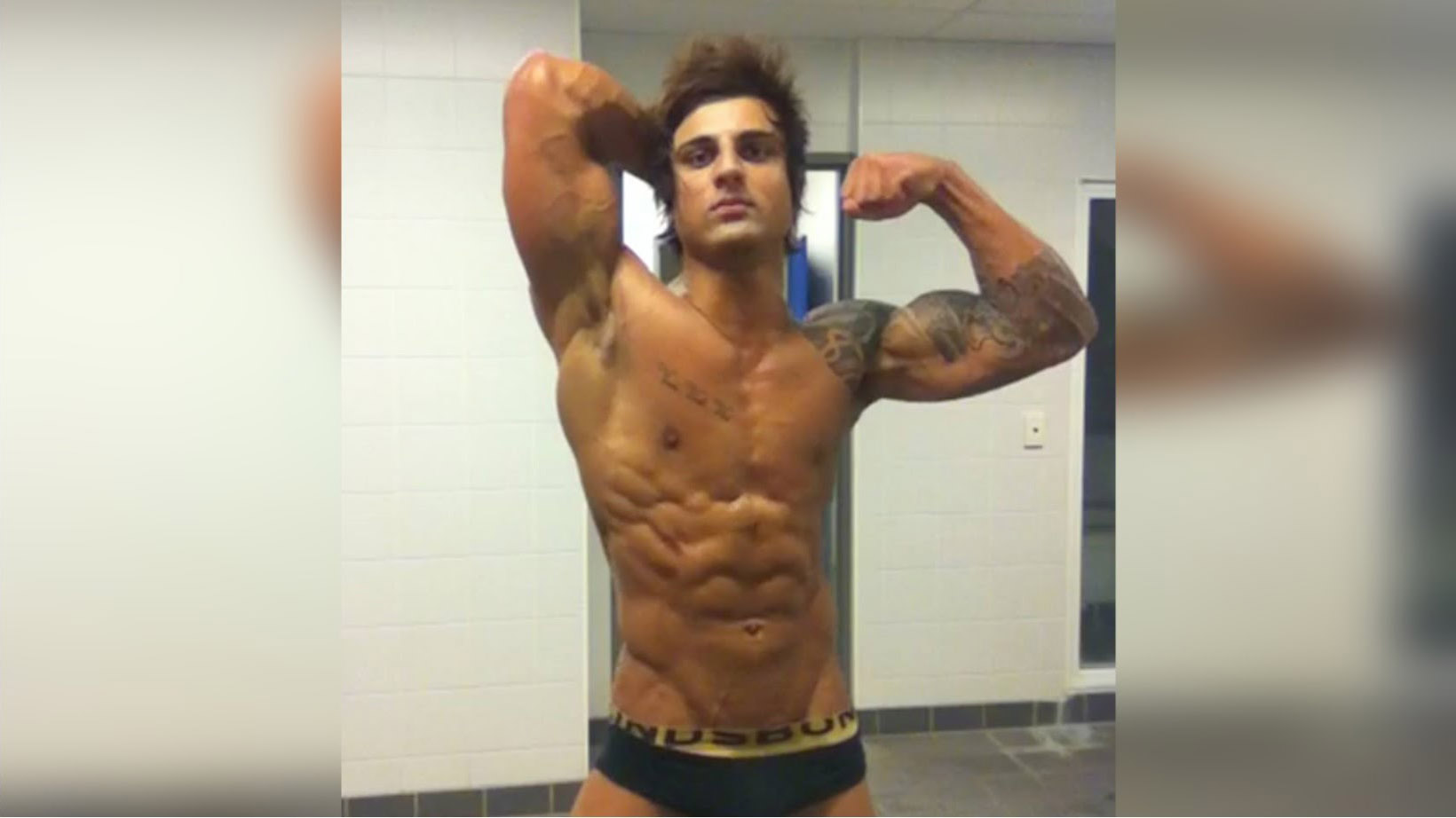Zyzz Know Your Meme