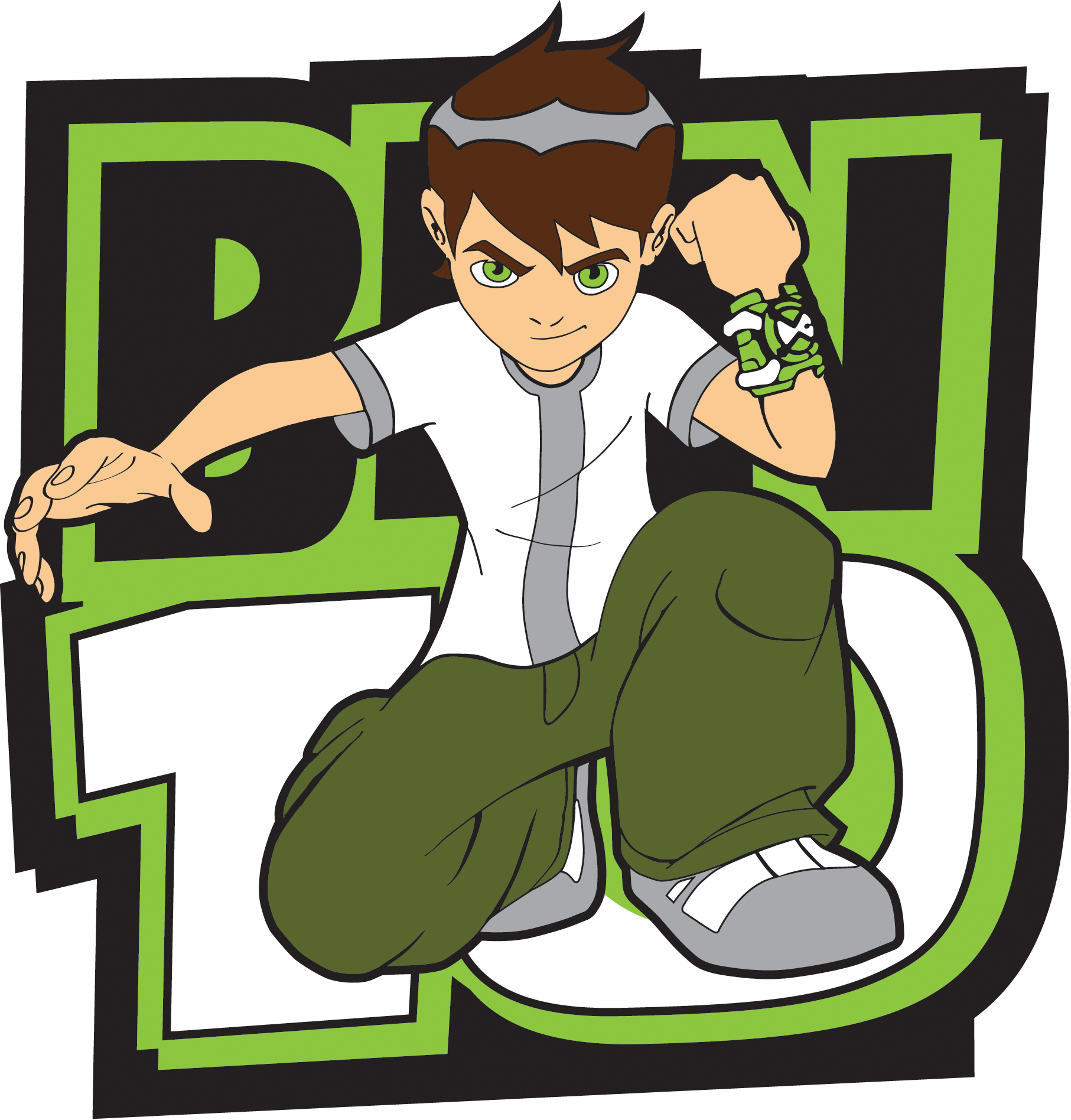 ben 10 know your
