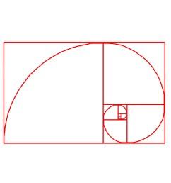 the golden ratio [ 1761 x 1761 Pixel ]