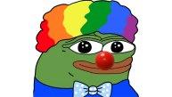 L'emoji Pepe the Clown